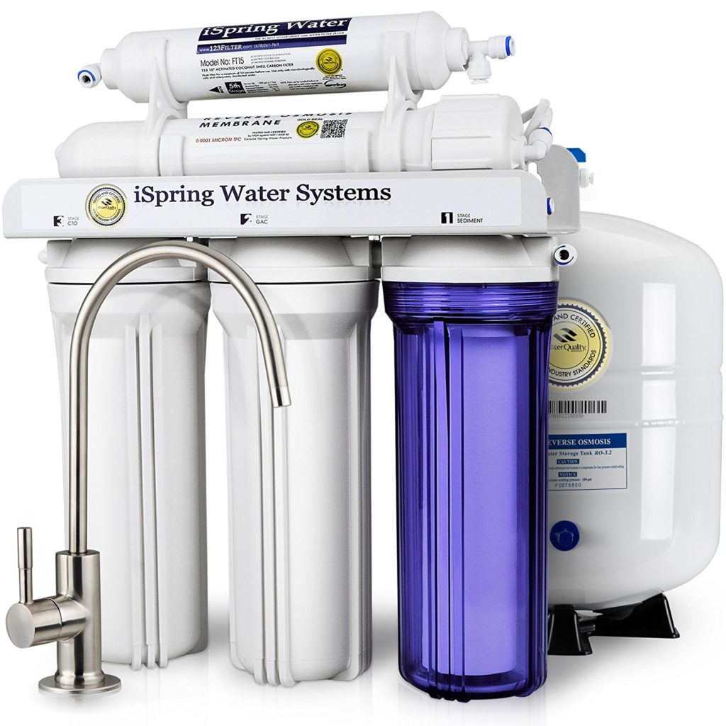 iSpring RCC7 75GPD Water Filter