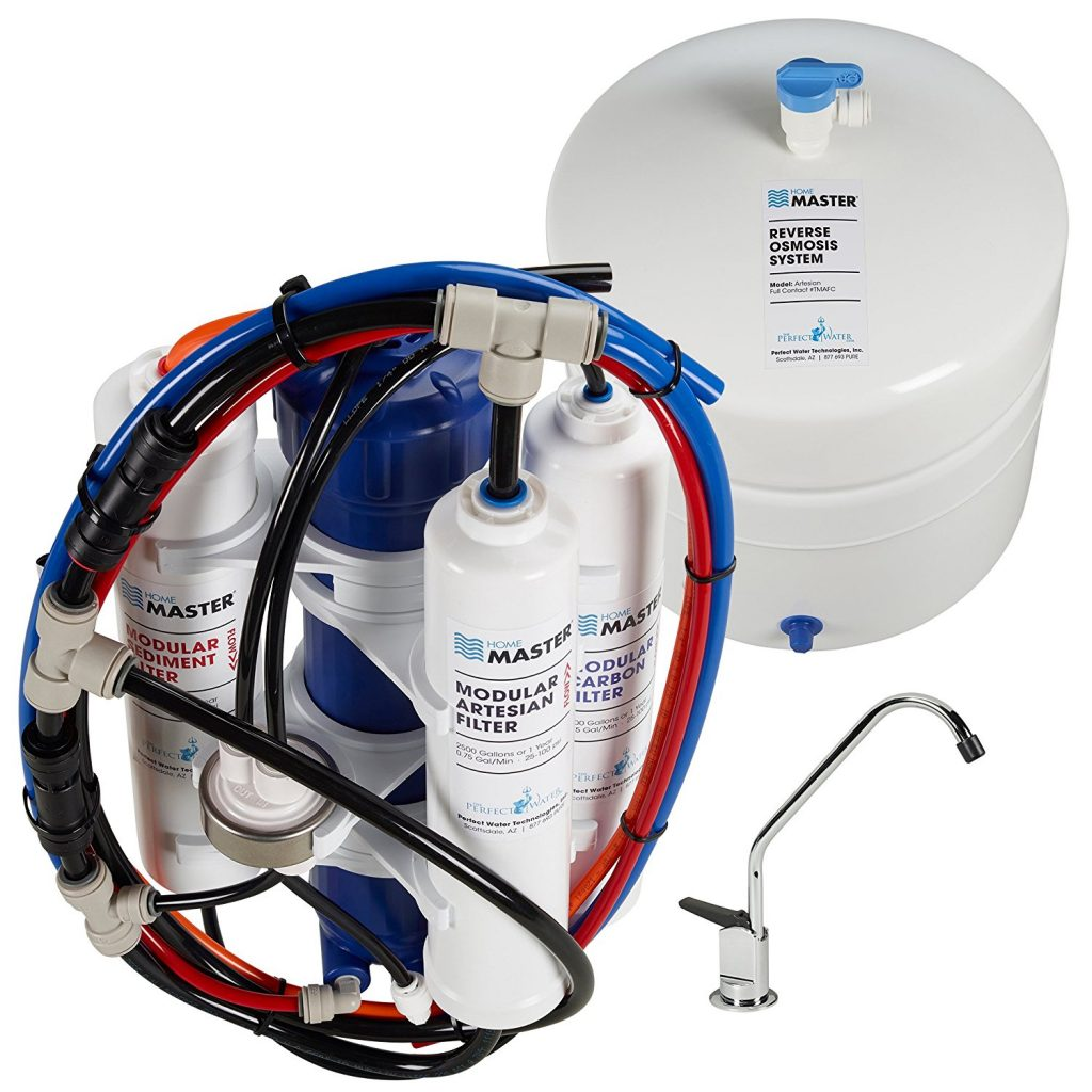 TMAFC Home Master Artesian Water Filtration System